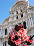 Масленица 2010 Венеция стоковая фотография