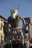 Масленица Viareggio Стоковые Изображения