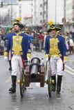 масленицы frankfurt -го улица 2010 парада в феврале Стоковая Фотография