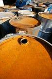 масло бочонков Стоковая Фотография RF