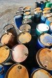 масло бочонков Стоковое фото RF