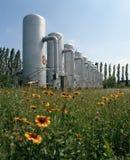 масло газовой промышленности естественное Стоковые Изображения RF