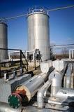 масло индустрии Стоковые Фотографии RF