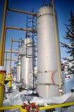 масло индустрии Стоковое Изображение RF