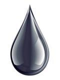 масло капельки Стоковые Фотографии RF