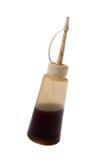 масло машины бутылки старое Стоковое фото RF