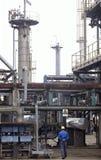 масло нафты индустрии Стоковая Фотография RF