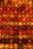 масло светильников Стоковая Фотография