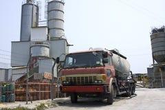 масло установки индустрии оборудования Стоковое Изображение RF