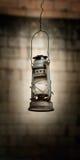 масло фонарика старое Стоковая Фотография RF