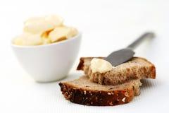масло хлеба Стоковые Изображения