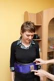 массаж тела прибора стоковая фотография