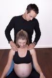 массаж Стоковое Изображение