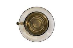 Чашка и поддонник Стоковые Фотографии RF