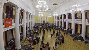 Массивнейшие протесты в Украине (промежуток времени) видеоматериал