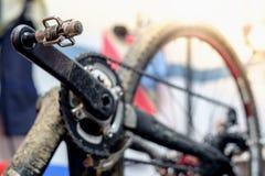 Мастерская велосипеда Стоковое фото RF