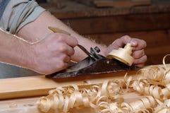 мастерская древесины joinery Стоковая Фотография RF