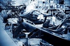 Мастерская продукции грузового пикапа Стоковое Изображение RF
