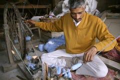 мастерская человека delhi сотка Стоковые Изображения RF