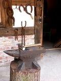 мастерская blacksmith Стоковая Фотография RF