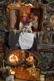 Мастеры Сан Gregorio Armeno Стоковые Фото
