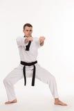 Мастер боевых искусств Стоковая Фотография RF
