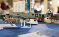 Масштабная модель Bf Messerschmitt 109 стоковое изображение