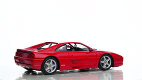 Масштабная модель автомобиля спорт 1990s Феррари F355 Berlinetta сток-видео