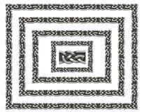 Масштабы текстуры tiling Стоковые Фото