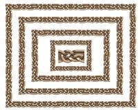 Масштабы текстуры tiling Стоковая Фотография