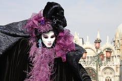 Масленица Венеции Стоковые Изображения