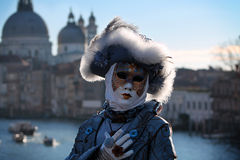 Масленица 2016 Венеции стоковое изображение