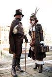 Масленица 2016 Венеции стоковое фото rf