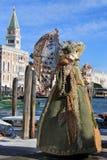 Масленица 2016 Венеции стоковые фото
