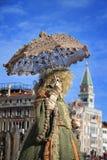 Масленица 2016 Венеции стоковая фотография rf