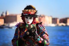 Масленица 2016 Венеции стоковое изображение rf