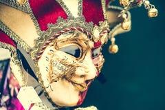 масленица маскирует venetian Стоковая Фотография RF