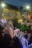 Масленица 2017 ночи Semarang Стоковые Изображения