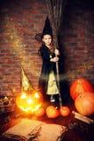 Масленица хеллоуина Стоковая Фотография