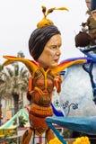 Масленица 2016 Viareggio Стоковые Изображения