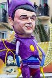 Масленица 2016 Viareggio Стоковые Фотографии RF
