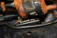 Масло двигателя Стоковые Изображения
