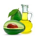 масло иллюстрации падения авокадоа стилизованное Стоковое Изображение