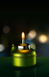 Масляная лампа Рамазана Стоковое Фото