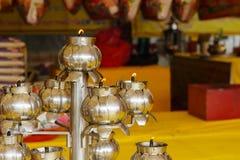 Масляные лампы Стоковые Изображения RF