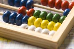математика урока стоковое изображение
