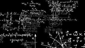 Математика 1 иллюстрация вектора