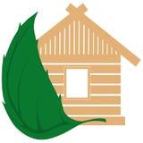 материалы дома здания естественные иллюстрация штока