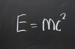 материальне формулы Стоковое Фото