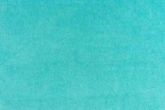 Материал текстуры ткани предпосылки аквамарина a стоковое фото rf